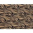 Kork Textil - Zebra- 50 x 70 cm