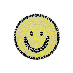 Cristallo Mosaikbastelset Wandschilder Smiley