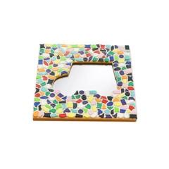 Cristallo Mosaikbastelset Spiegel Auto Vario