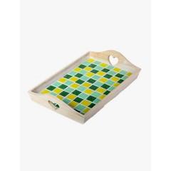 Cristallo Mosaikbastelset Tablett MINI nr. 4