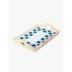 Cristallo Mosaikbastelset Tablett MINI nr. 6