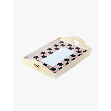 Cristallo Mosaik Bastelset Tablett MINI nr. 7