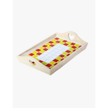 Cristallo Mosaik Bastelset Tablett MINI nr. 8