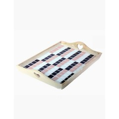 Cristallo Mosaikbastelset Tablett MAXI nr. 2