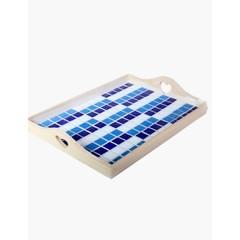 Cristallo Mosaikbastelset Tablett MAXI nr. 3