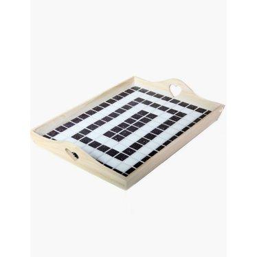 Cristallo Mosaik Bastelset Tablett MAXI nr. 5