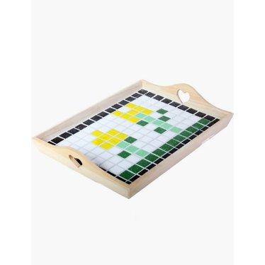 Cristallo Mosaik Bastelset Tablett MAXI nr. 6