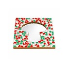 Cristallo Mosaikbastelset Spiegel Erdschwamm Weihnachten