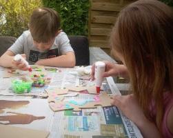 Kinderfest Mosaik