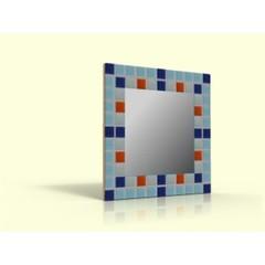 Cristallo Bastelset Mosaik Spiegel Basic 01