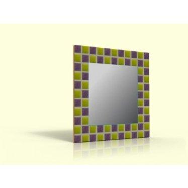 Cristallo Bastelset Mosaikspiegel Basic 07