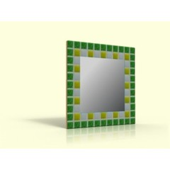 Cristallo Bastelset Mosaik Spiegel Basic 08