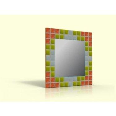 Cristallo Bastelset Mosaikspiegel Basic 09