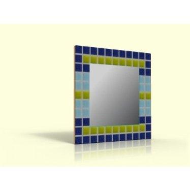 Cristallo Bastelset Mosaikspiegel Basic 17