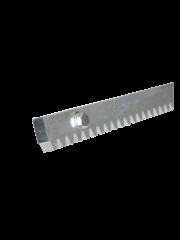 Deltadoors 320001 1 meter zware uitvoering tandheugel