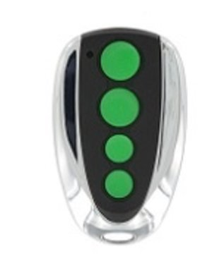 Deltadoors 4334E afstandsbediening geschikt voor Chamberlain 4335E
