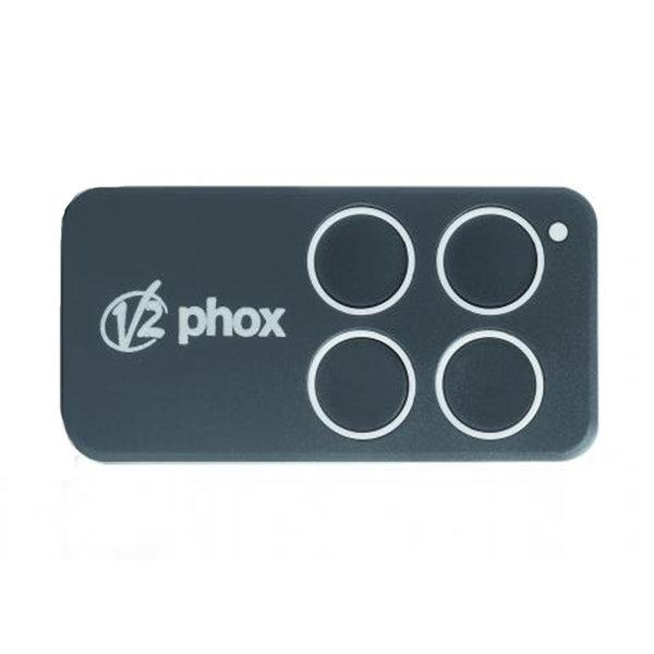 V2 V2 PHOENIX2 433 MHz 4 kanalen afstandsbediening