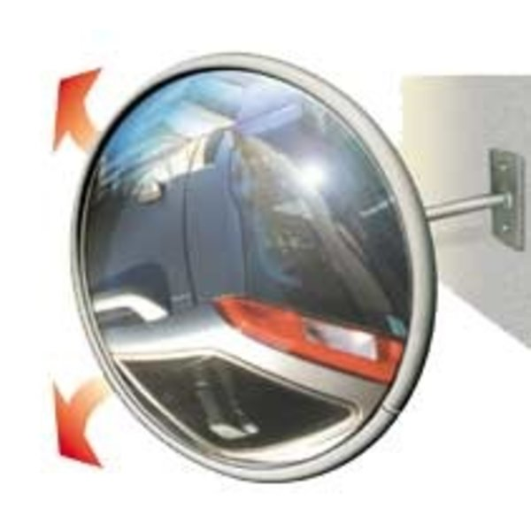 Deltadoors Bolle spiegel  Ø 500 mm