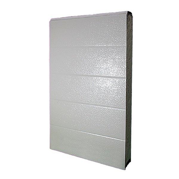 Deurpaneel 80x610 mm stucco/stucco