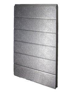 Universeel Deurpaneel Aluminium 40x610 mm stucco/stucco