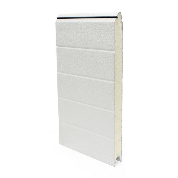 Kingspan Kingspan deurpaneel 40x500 mm stucco/stucco