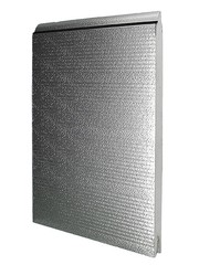 Crawford Crawford deurpaneel 542 Staal 42x600 mm