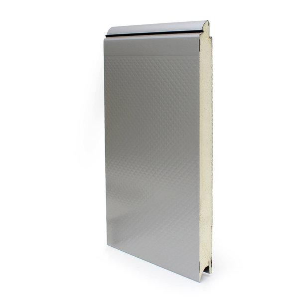 Crawford Crawford deurpaneel 1042 Staal 42x545 mm