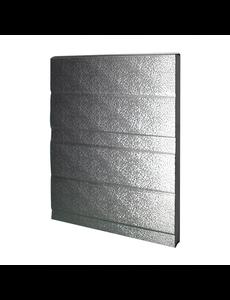 Crawford Crawford deurpaneel 342 Aluminium