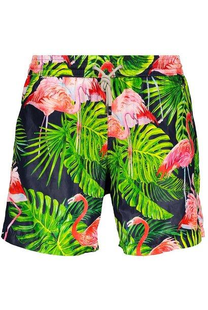 Men's Swim Shorts Flamingo Blue