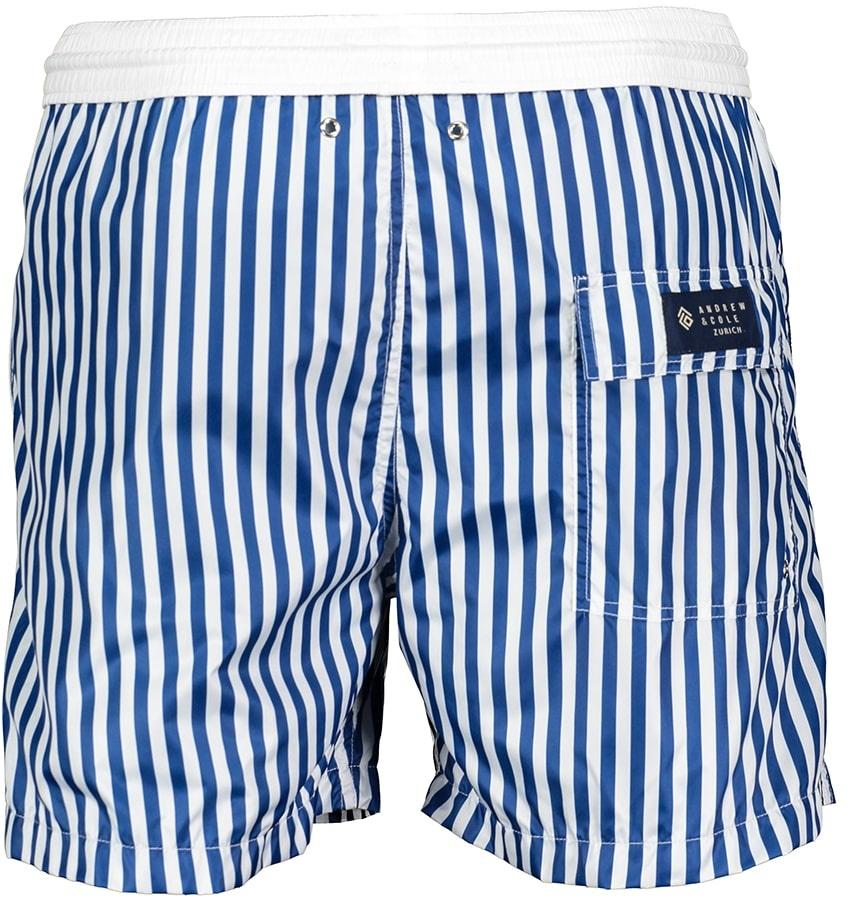 Badehose Herren  Portofino Blau-3