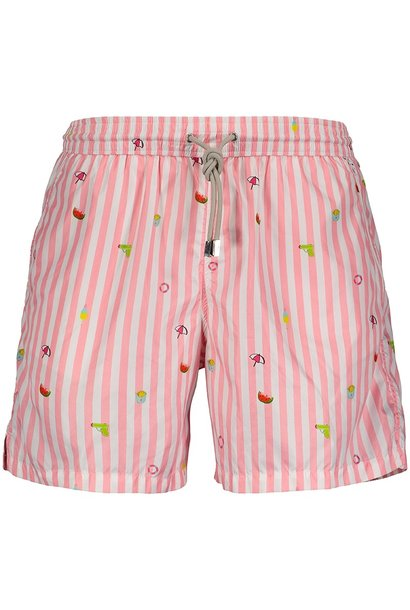 Men's Swim Shorts Badi Edition Pink