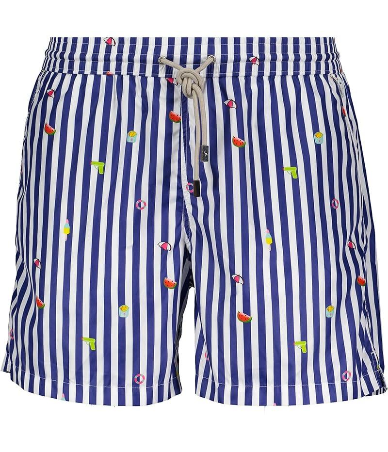 Men's Swim Shorts Badi Edition Blue-1