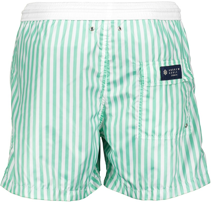 Men's Swim Shorts Portofino Mint-3