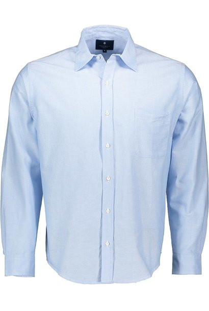 Men's beach shirt Lightblue