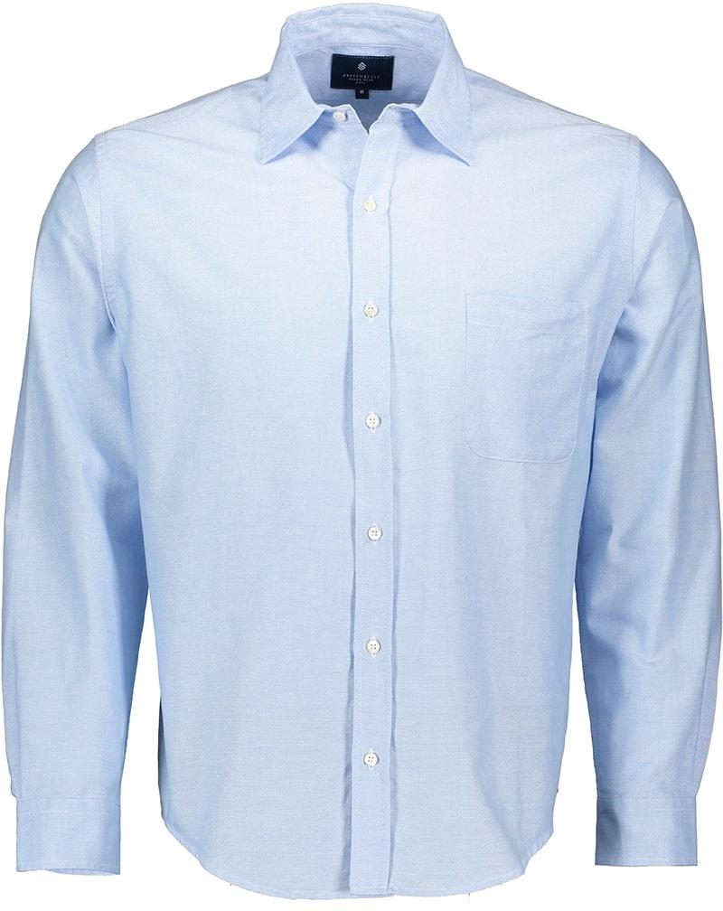 Men's beach shirt Lightblue-2