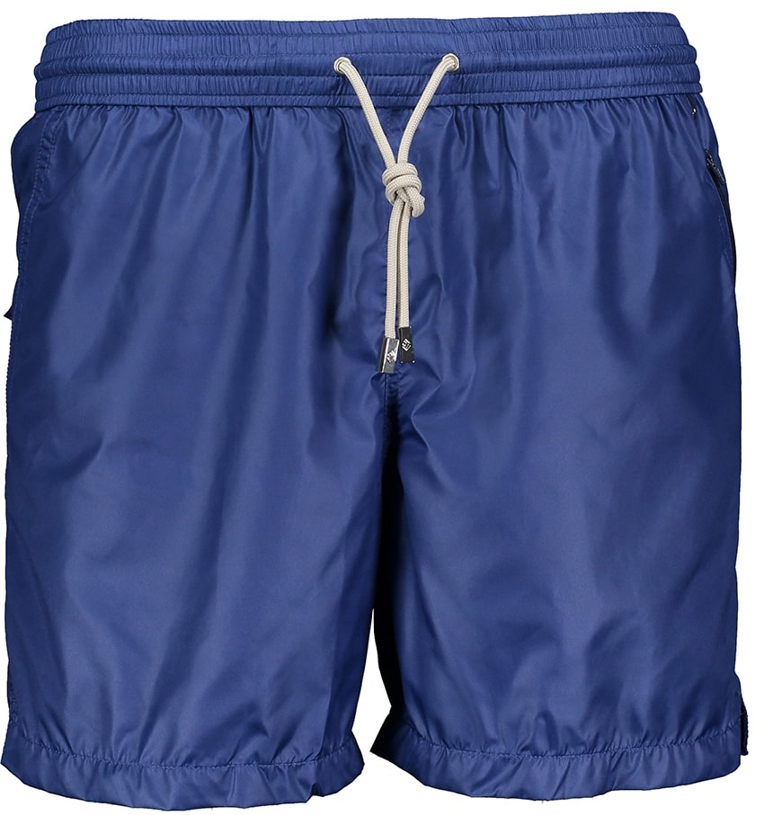 Men's Swim Shorts Blue-2