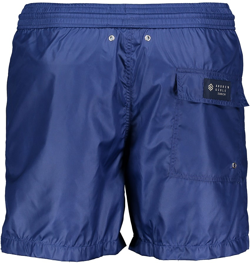 Men's Swim Shorts Blue-3