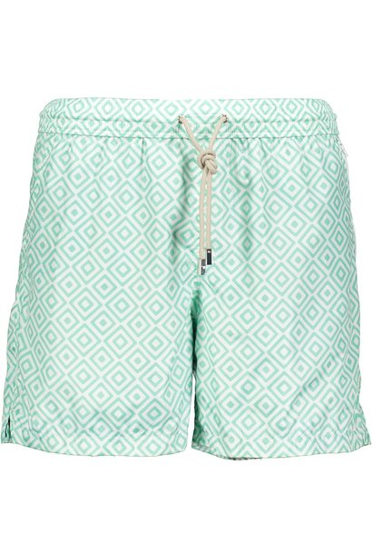 Men's Swim Shorts Diamante Mint