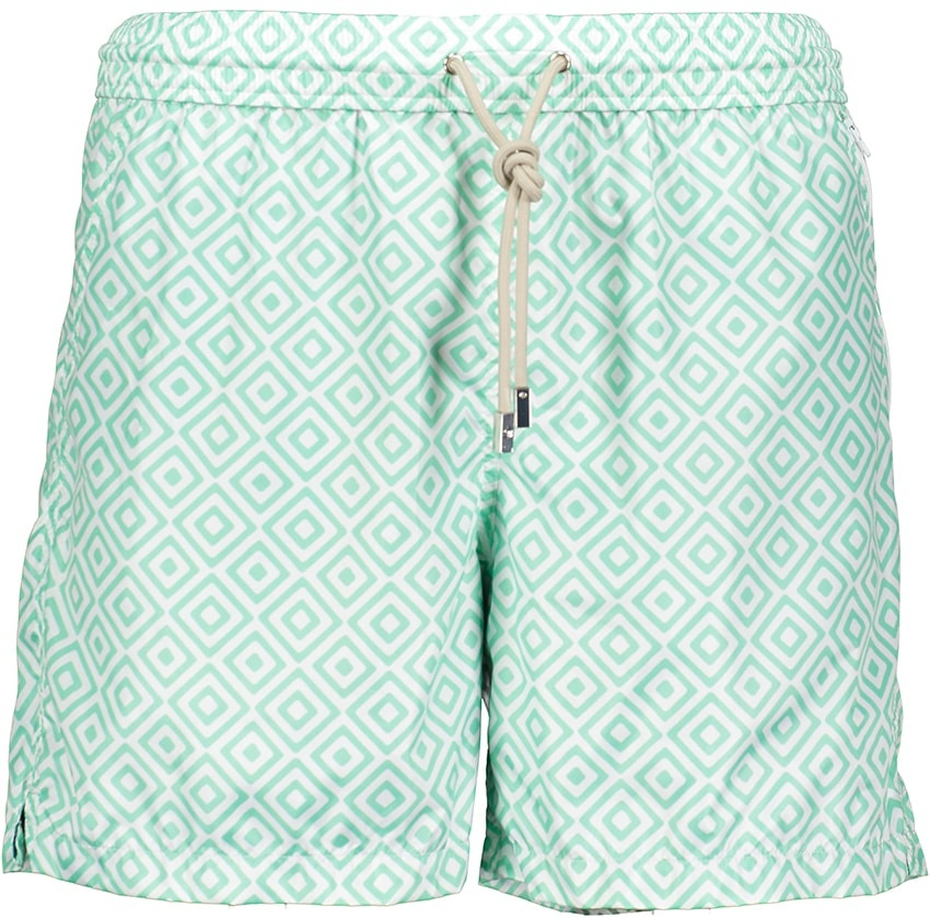 Men's Swim Shorts Diamante Mint-1