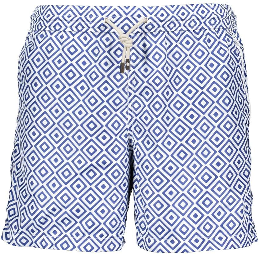 Men's Swim Shorts Diamante Blue-2