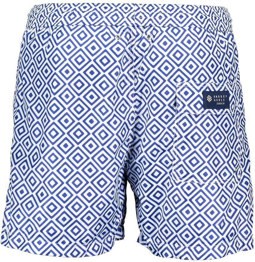 Men's Swim Shorts Diamante Blue-3