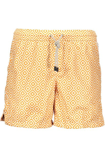 Men's Swim Shorts Diamante Orange