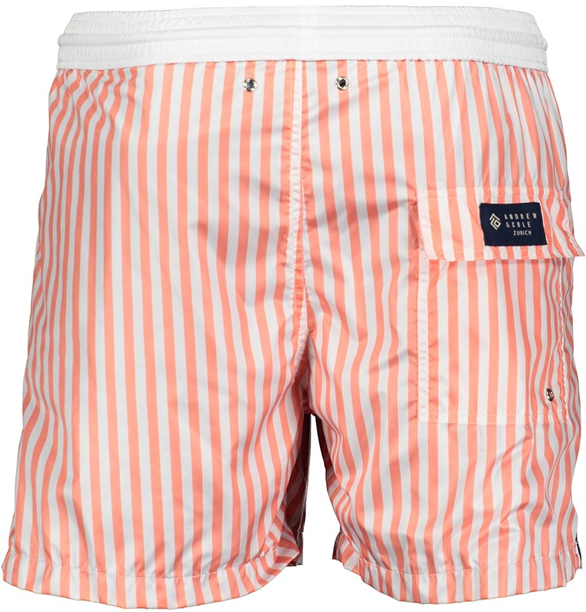 Men's Swim Shorts Portofino Pink-3