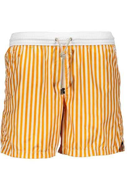 Men's Swim Shorts Portofino Orange
