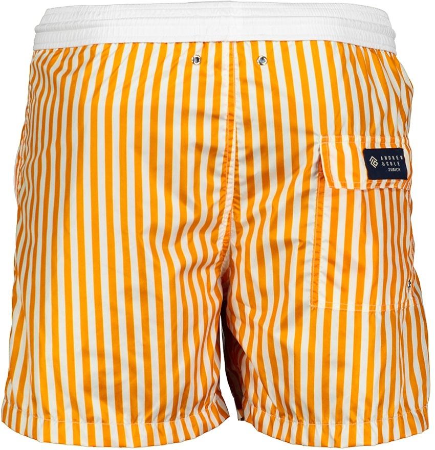 Badehose Herren Portofino Orange-3