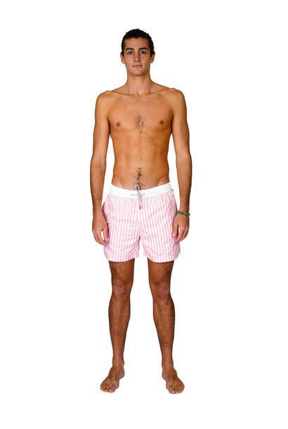 Men's Swim Shorts Portofino Pink