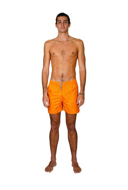 Men's Swim Shorts Oceano Orange