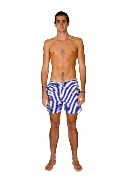 Men's Swim Shorts Badi Edition Blue