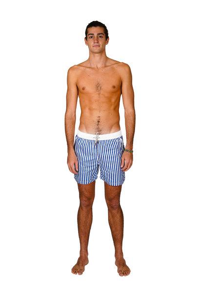 Badehose Herren  Portofino Blau