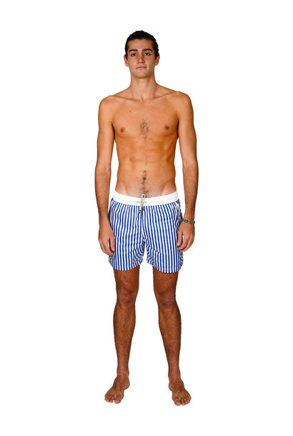 Men's Swim Shorts Portofino Blue